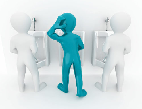 Urinal etiquette – things you should know before taking a tinkle.