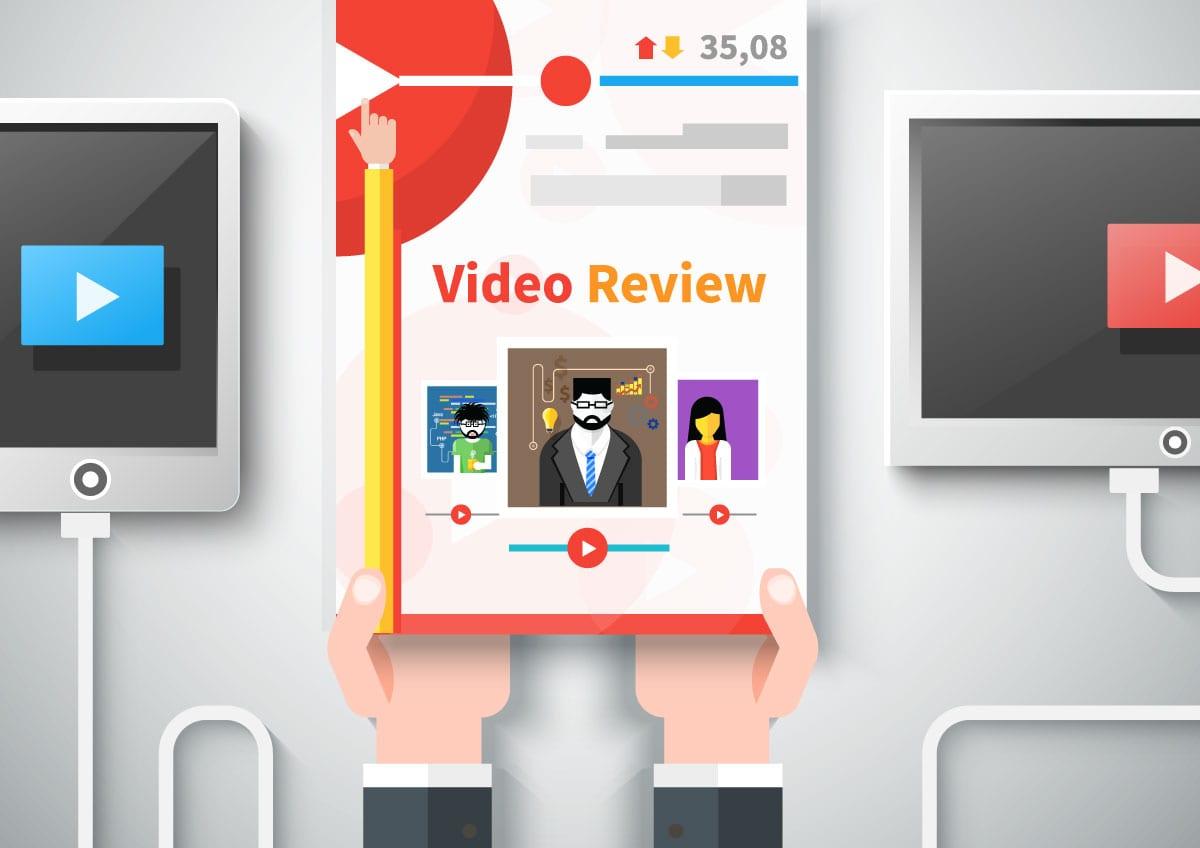 ezp video reviews