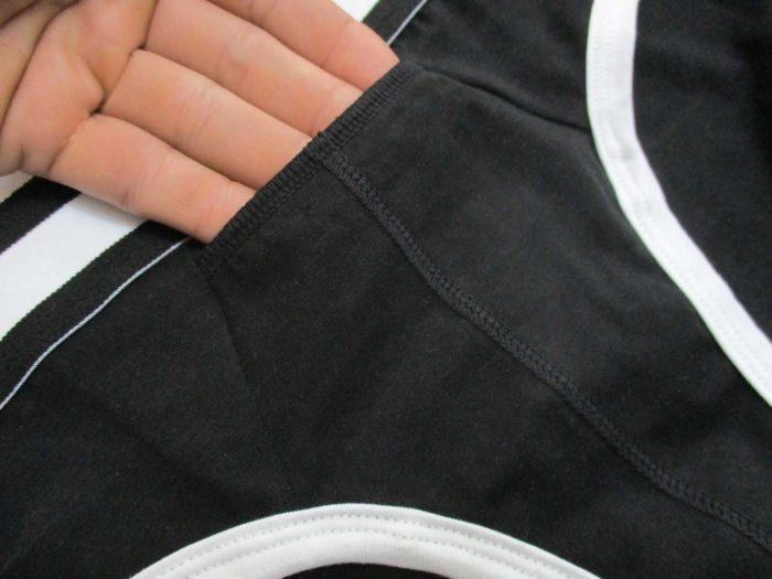 packing underwear