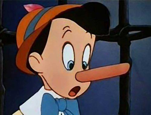Trans Boy Pinocchio