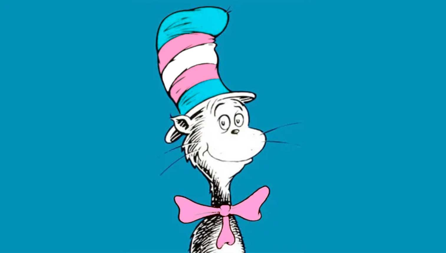 transgender cat in the hat