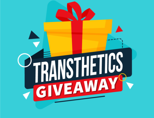Another Transthetics giveaway!
